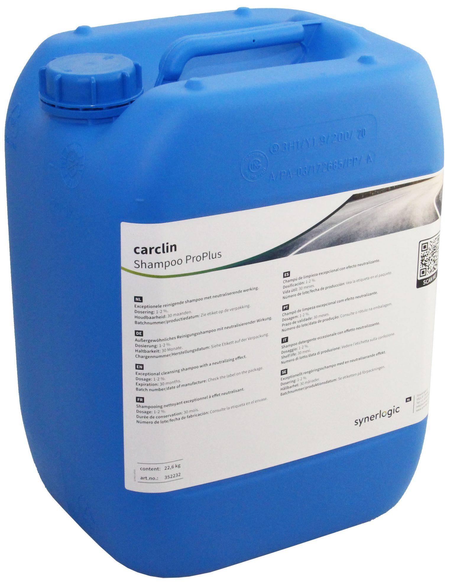 Carclin Shampoo ProPlus